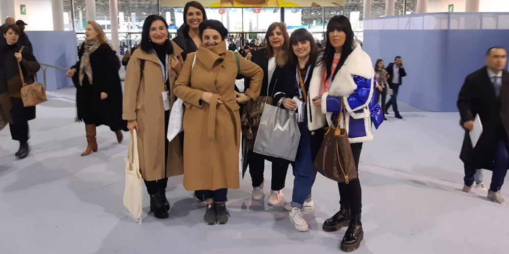 5 empresas del sector de la moda asturiano en Prémier Vision Paris