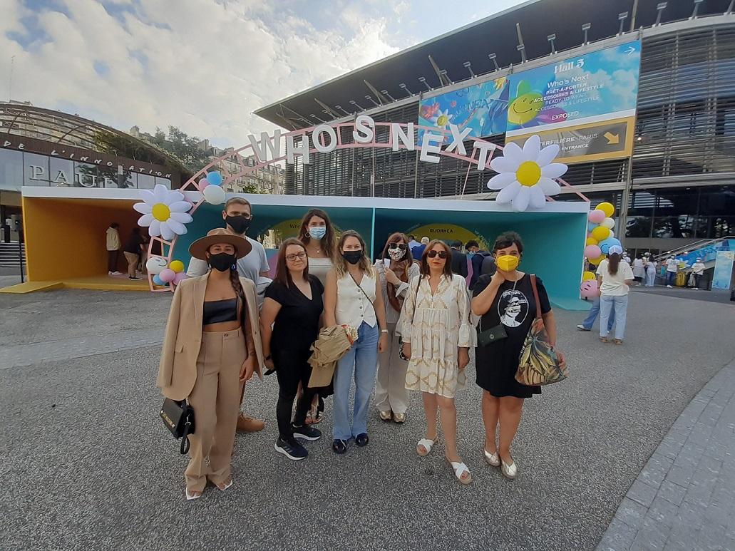 Asturias Fashion in whos Next